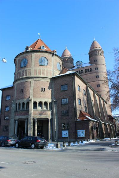 Pauluskirche in Ulm