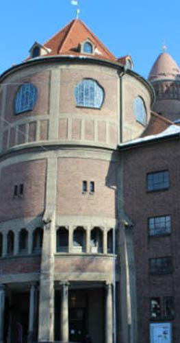 Die Pauluskirche in Ulm