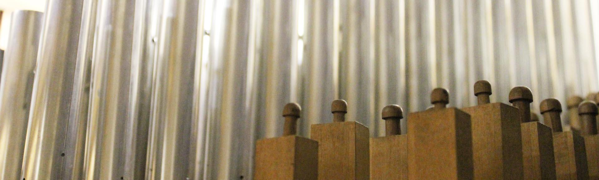 Eine wunderbare romantische Orgel